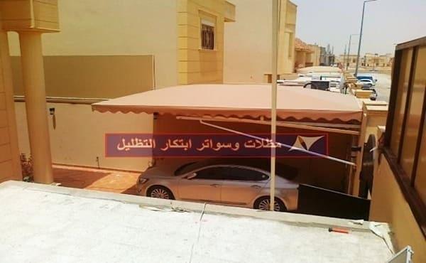 تفصيل مظلات للسيارات